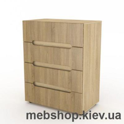 МС Комод-7 МДФ (Модульная система Стиль) Комод