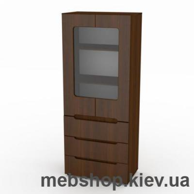 МС Шкаф-21 МДФ (Модульная система Стиль) Компанит