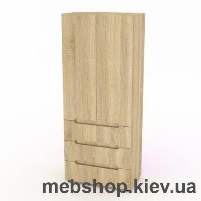 Купить МС Шкаф-22 (Модульная система Стиль) Компанит. Фото