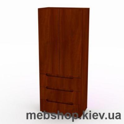 МС Шкаф-22 (Модульная система Стиль) Компанит