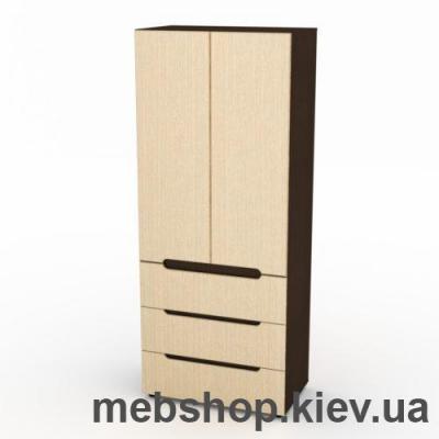МС Шкаф-22 МДФ (Модульная система Стиль) Компанит