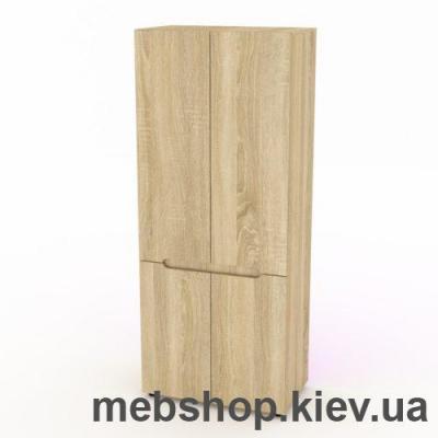 Купить МС Шкаф-23 (Модульная система Стиль) Компанит. Фото