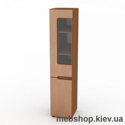 Купить МС Шкаф-24 Л МДФ (Модульная система Стиль) Компанит. Фото