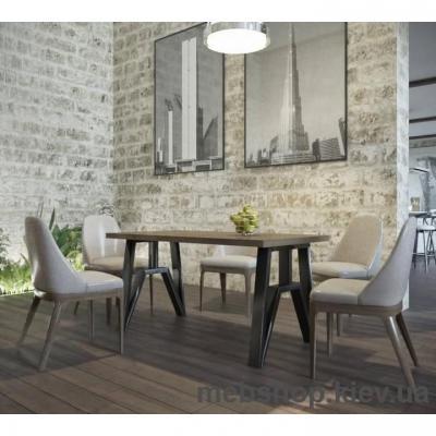 Стол обеденный Прайм (Металл-Дизайн)