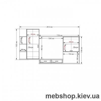 Гостиная-204 Тиса