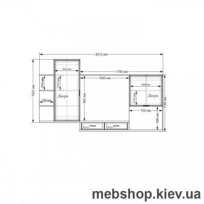 Гостиная-205 Тиса