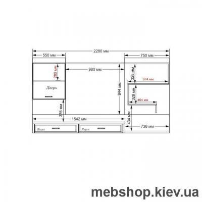 Гостиная-210 Тиса