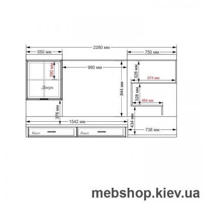 Гостиная-211 Тиса