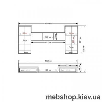 Гостиная-214 Тиса