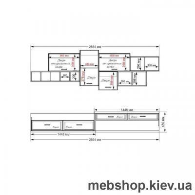 Гостиная-216 Тиса