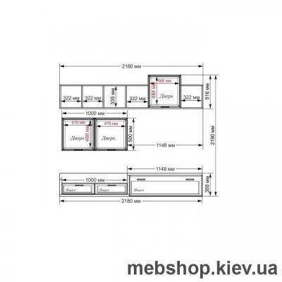 Гостиная-221 Тиса