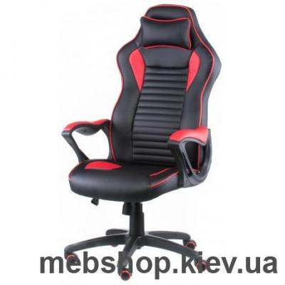 Кресло Special4You Nero Black/Red (E4954)