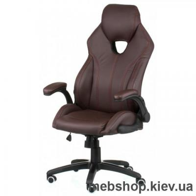 Крісло Special4You Leader Brown (E4985)
