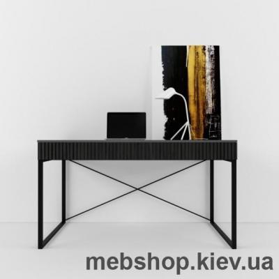 Рабочий стол ARRIS (черный) | Дизайнерская мебель ESENSE