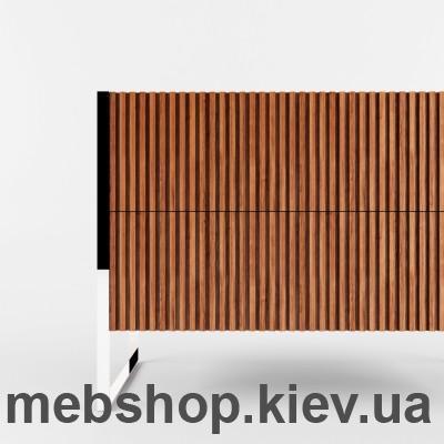 Комод с фасадом из натурального дерева от ESENSE