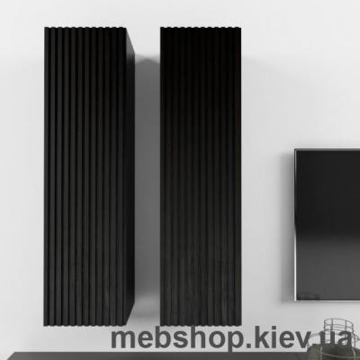 Шкаф подвесной ARRIS BLACK | Дизайнерская мебель ESENSE
