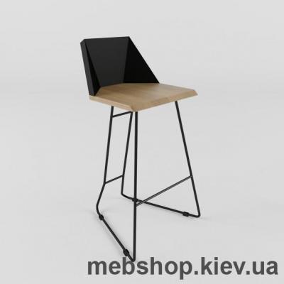 Купить Дизайнерский барный стул. Фото
