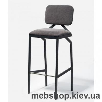 Барный стул WAY (серый) | Дизайнерская мебель ESENSE