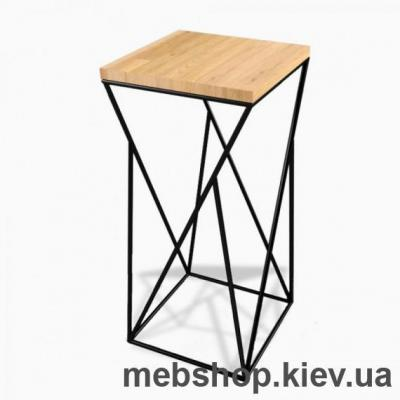 Купить Барный стул в стиле лофт от ESENSE - производство дизайнерской мебели|серия TWIST. Фото