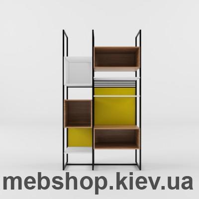 Стеллаж-перегородка | Дизайнерская мебель ESENSE