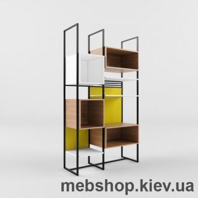 Стелаж-Перегородка | Дизайнерські Меблі Esense