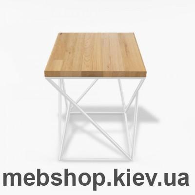Дизайнерский табурет черного цвета от ESENSE