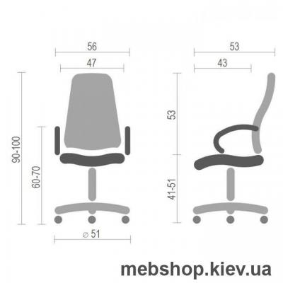 Кресло Алор(А-КЛАСС)