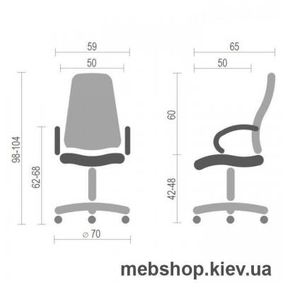 Кресло Бруно (А-КЛАСС)