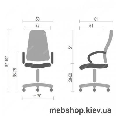 Кресло Енви (А-КЛАСС)