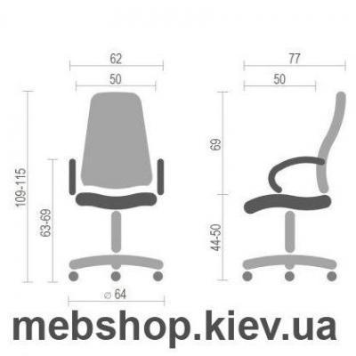 Кресло Атлетик (А-КЛАСС)