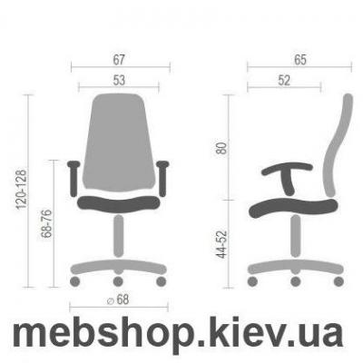 Кресло Гейм Меш BGM-05 (А-КЛАСС)
