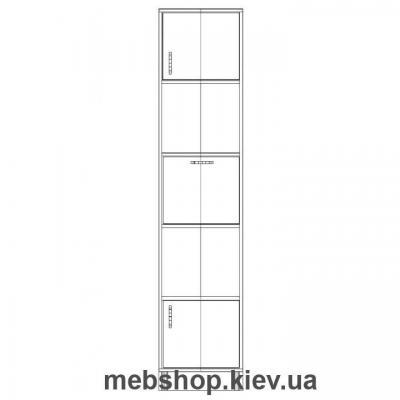Шкаф ШС-406