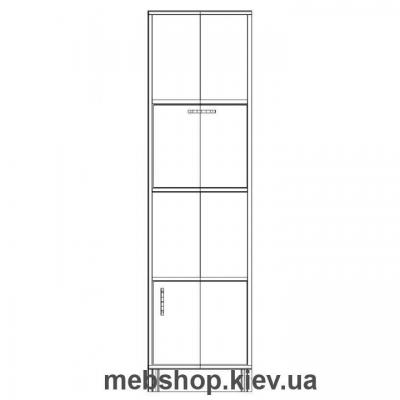 Шкаф ШС-416