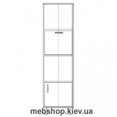 Шкаф ШС-417