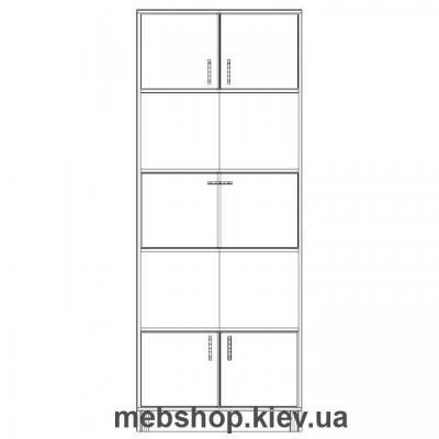 Шкаф ШС-822