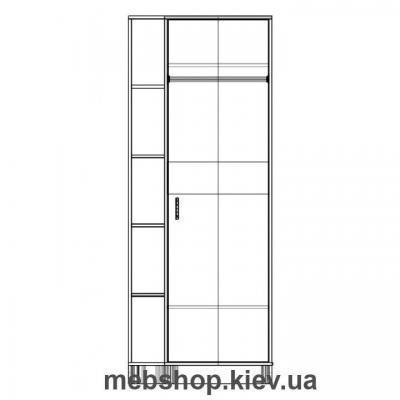 Шкаф ШС-824