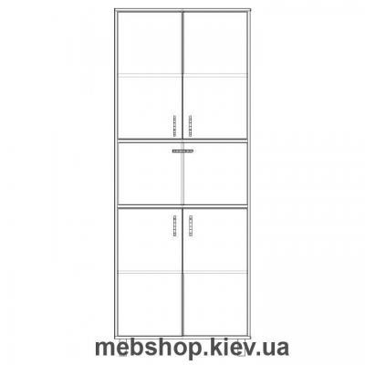Шкаф ШС-831