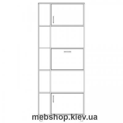 Шкаф ШС-833