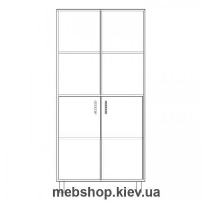 Шкаф ШС-835