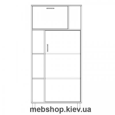 Шкаф ШС-841