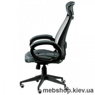 Кресло Special4You Briz grey/black (E4909)