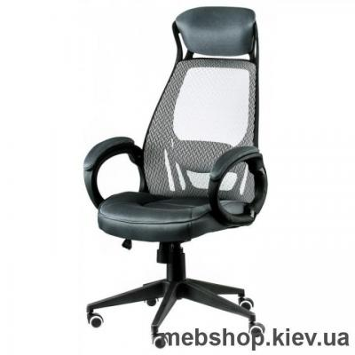 Кресло Special4You Briz grey/black (E4909)