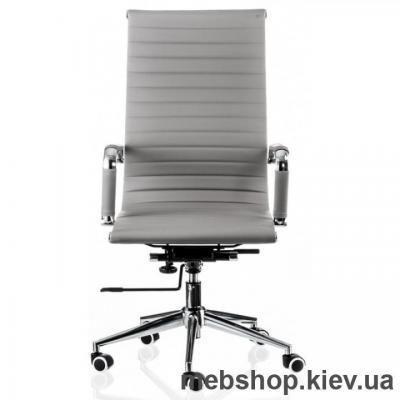 Кресло Special4You Solano artleather grey (E4879)