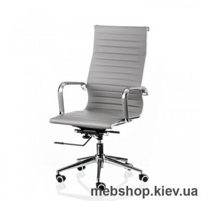 Кресло Special4You Solano artleather grey (E4879)