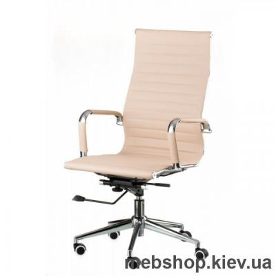 Кресло Special4You Solano artleather beige (E1533)