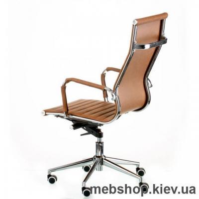 Кресло Special4You Solano artleather light-brown (E5777)