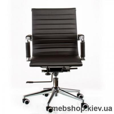 Кресло Special4You Solano 5 artleather black (E5340)
