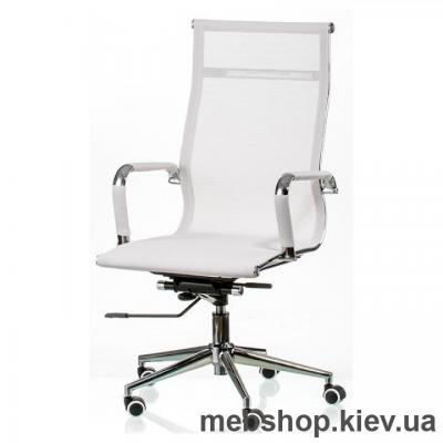 Кресло Special4You Solano mesh white (E5265)