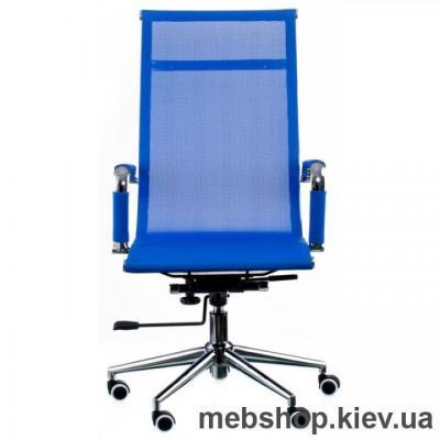 Кресло Special4You Solano mesh blue (E4916)