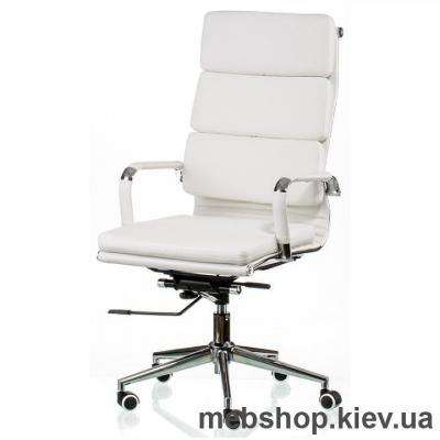 Купить Кресло Special4You Solano 2 artleather white (E5296). Фото